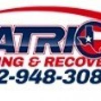 Patriot Towing | Affordable Tow Truck