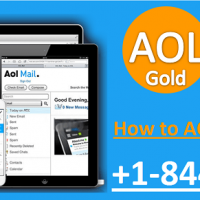AOL Gold Support +1-844-762-3952